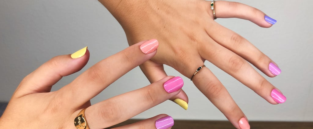 I Gave Myself 8 Weeks of Colourful Manicures at Home