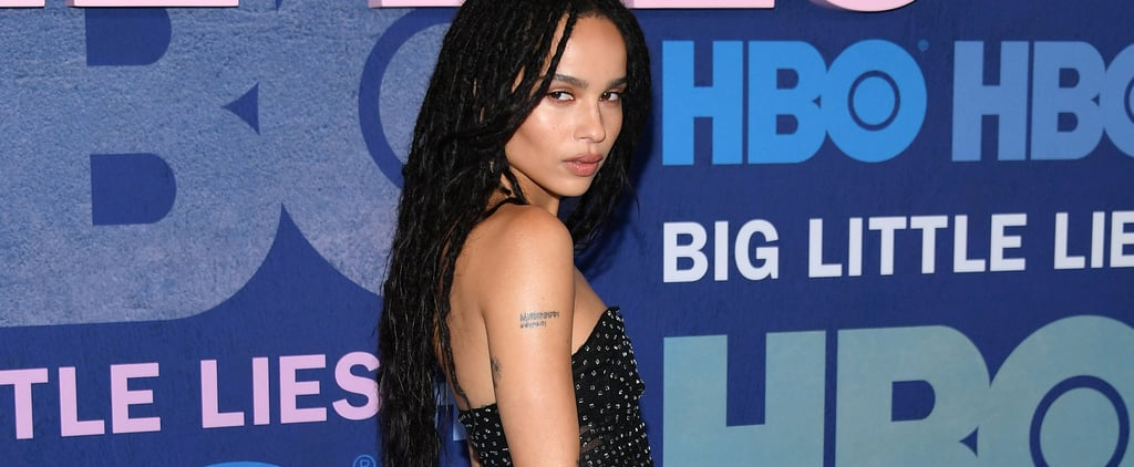 The Meanings Behind Zoë Kravitz's 50+ Tattoos