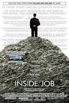 Inside Job Wins the 2011 Oscar For Best Documentary Feature 2011-02-27 19:22:42