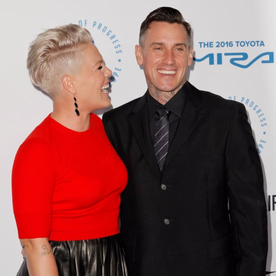 Pink Quotes About Carey Hart