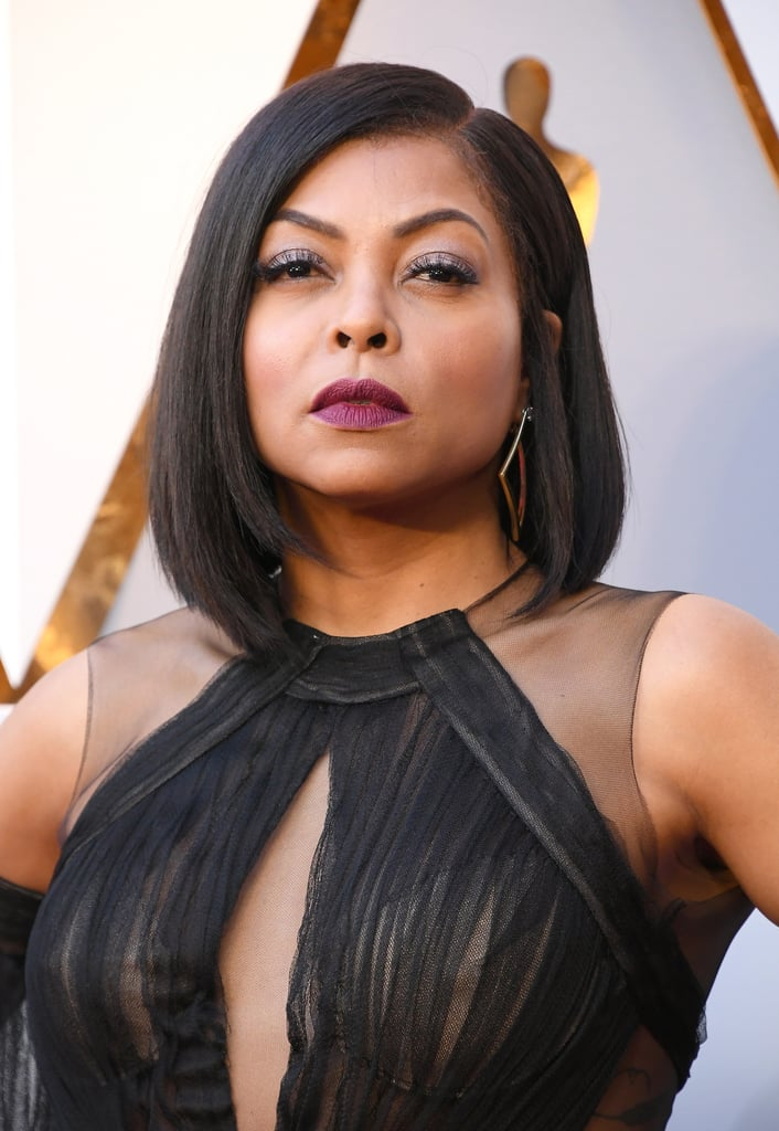 Taraji P. Henson at the Oscars 2018