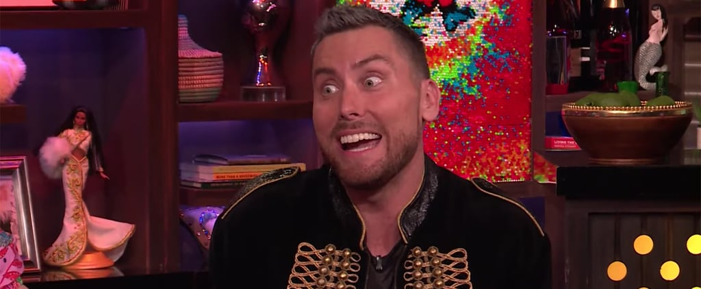 Lance Bass' Story About Coming Out to Britney Spears on WWHL