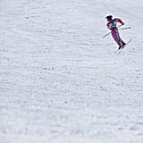 Here's a Ski Ballerina (That's What We're Calling Them, at Least) in Action on the Slopes