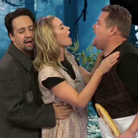 Emily Blunt and Lin-Manuel Miranda Musicals on James Corden