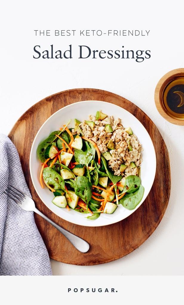Salad Dressing For Keto Diet