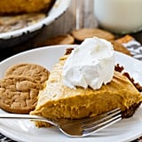 Marshmallow Pumpkin Pie
