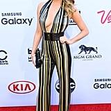 Chrissy Teigen at the 2015 Billboard Music Awards