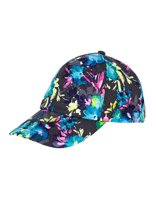Dark Bloom Cap