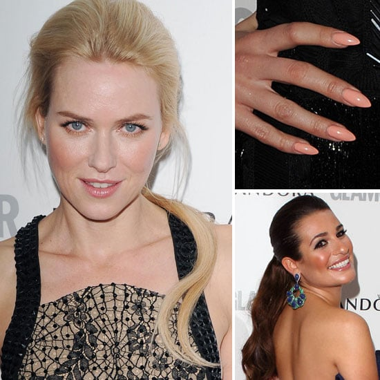 All the Celebrity Beauty Looks From the 2012 UK Glamour of the Year Awards