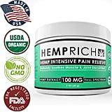 Hemp Extract Pain Relief Cream