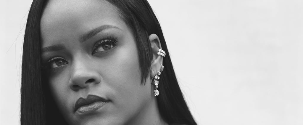 Rihanna's New Perfume Fenty Eau De Parfum Launched in the US