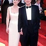 Helen Hunt and Hank Azaria