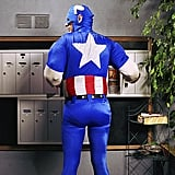 """Captain America Checking Mail,"" Gregg Segal"