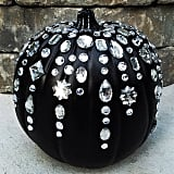 A bedazzled pumpkin? Yes, please!