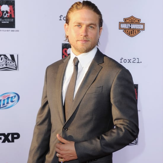 Charlie Hunnam at the Sons of Anarchy Season 6 Premiere