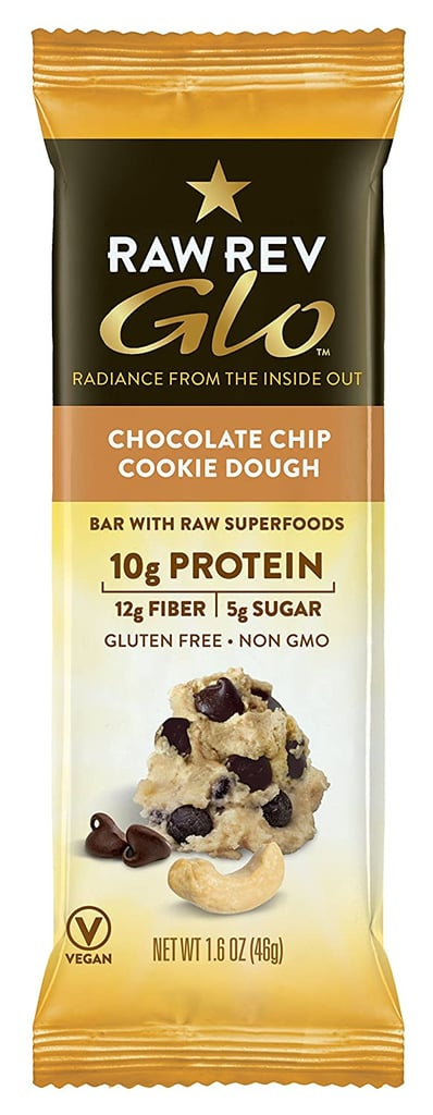 Raw Rev Glo Protein Bars