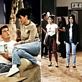 Monica's Jeans on Friends