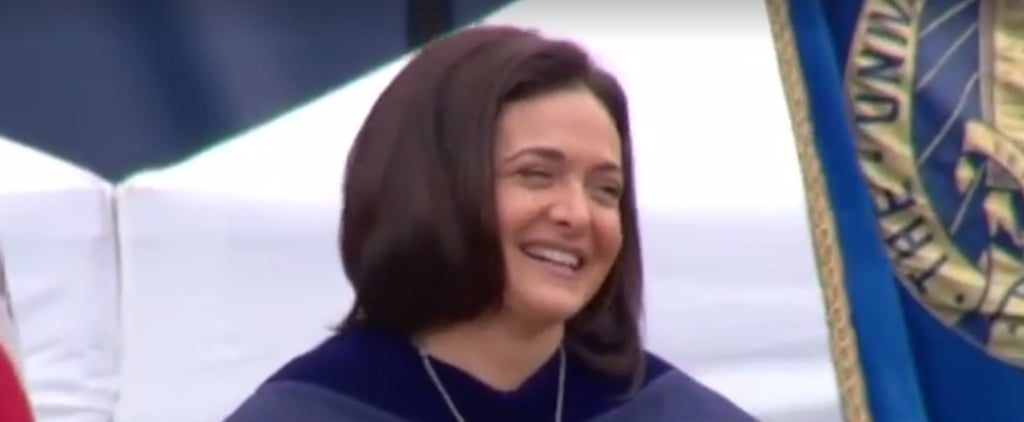 7 Important Life Lessons From Sheryl Sandberg's Commencement Speech