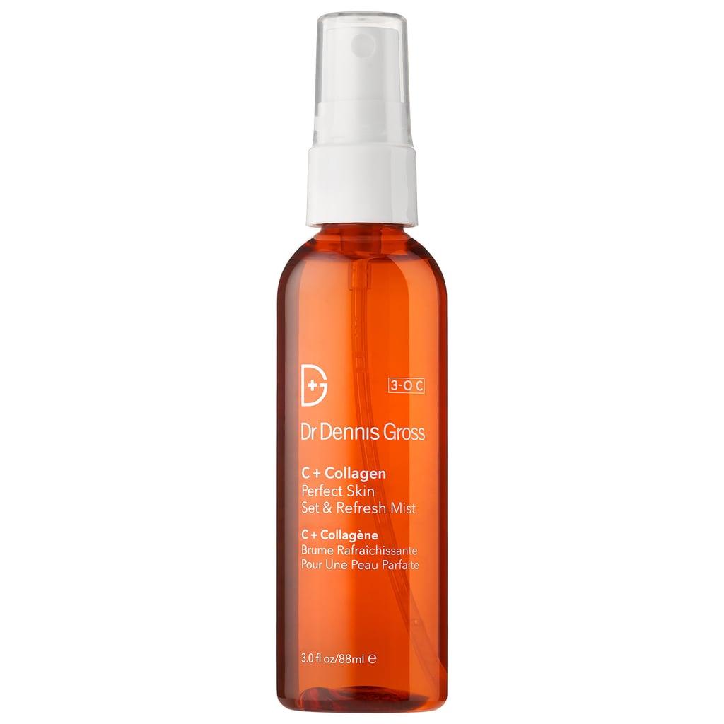 Dr. Dennis Gross Skincare C + Collagen Perfect Skin Set & Refresh Mist
