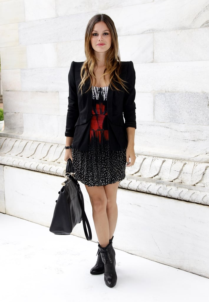 Style Stalk: Boots in Summer? Yes, You Can!