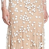 Jenny Packham Jewel-Embroidered Tulle Illusion Gown ($6,725)