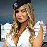 Carmen Electra, Oaks Day 2010