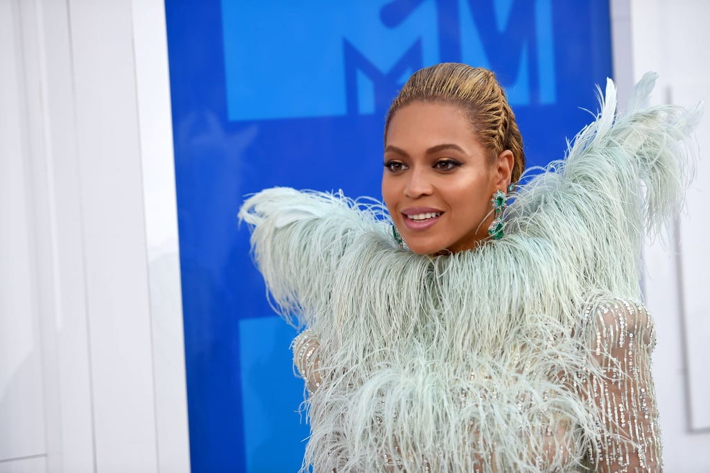 Reactions to Beyonce at the 2016 MTV Video Music Awards