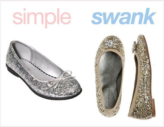 Glitter Shoes For Girls