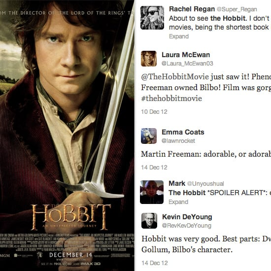 The Microreviews Are In: Twitter-Length Thoughts on The Hobbit