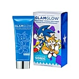 GlamGlow GravityMud Firming Treatment Sonic Blue 15g Tube in Tails