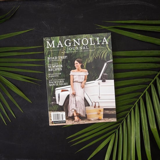Cover of The Magnolia Journal's Summer Issue 2017