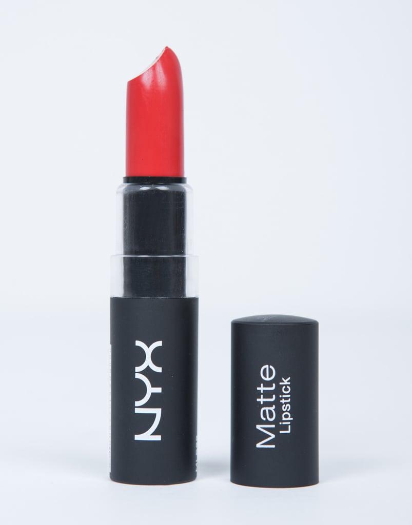 9. Matte Red Lipstick