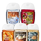 Bath and Body Works Fall Traditions PocketBac Hand Sanitizer 5-Pack