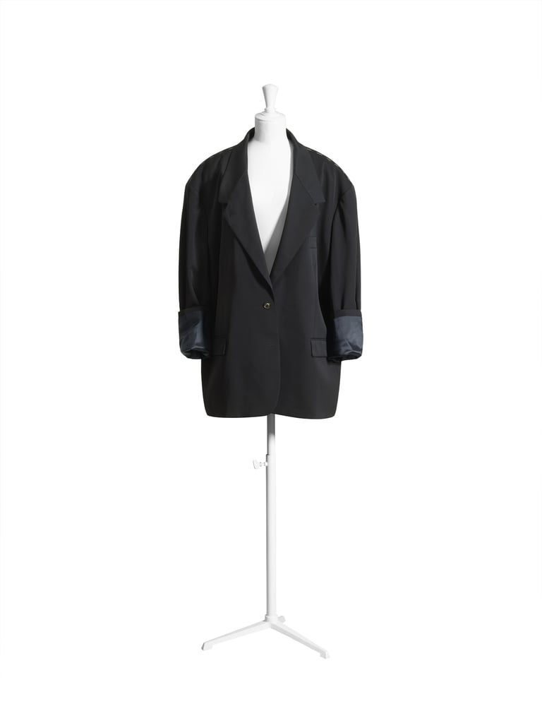 Oversize jacket ($199)