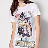 One Piece Pirates T-shirt