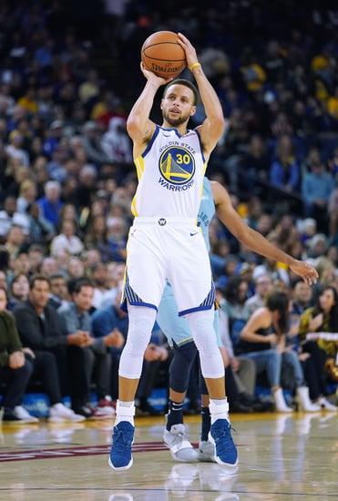 Girl Asks Steph Curry For Basketball