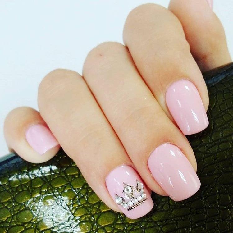 - Crown And Tiara Nail Art Ideas POPSUGAR Beauty
