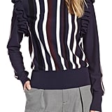 Halogen Detachable Sleeve Sweater