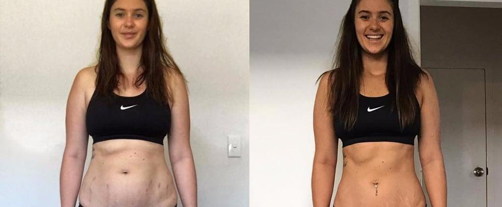 "Dani's 5-Month Transformation Wasn't What She Hoped, but She's ""Damn Proud"""