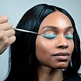 How to Do the Pastel Bright Liner Trend