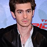 Andrew Garfield attended the Berlin photocall for The Amazing Spider-Man.