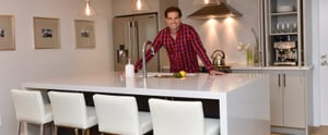 3 Ingenious Ways Scott McGillivray Worked Storage Into This Tiny Kitchen