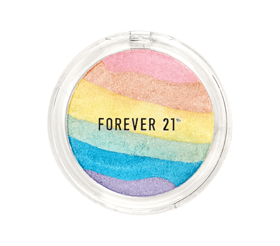 Forever 21 Rainbow Highlighter