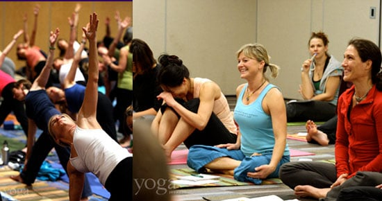Review of San Francisco Yoga Journal Conference 2010