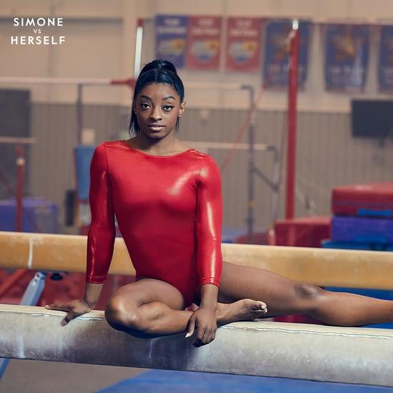 Watch Trailer For Simone Biles  Docuseries Simone vs Herself