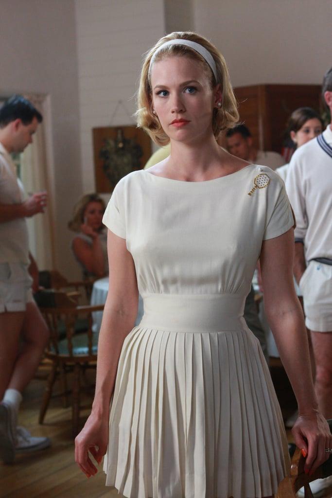 Betty's Tennis Whites