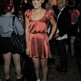 Lauren Conrad channeled her inner Minnie Mouse in 2011.