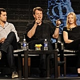Photos of Fox Panel at the TCAs