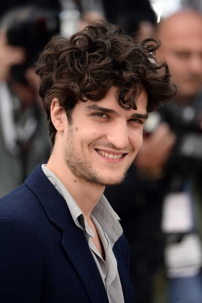 Louis Garrel as Friedrich Bhaer