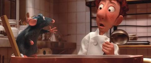 TV Dinners: Ratatouille - Traditional Ratatouille